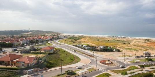 ברח' אהוד מנור 4 – קו ראשון לים