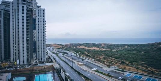 בעיר ימים – ברח' עוזי חיטמן T-TOWER